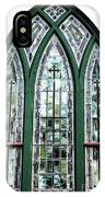 Church Window IPhone Case