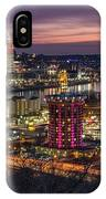 Cincinnati Sunrise IPhone Case