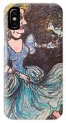 Cinderella IPhone Case