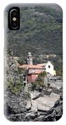 Cinque Terre 6 IPhone Case