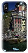 Cinque Terre Northern Italy IPhone Case