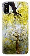 Circle Of Trees IPhone Case