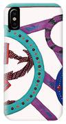 Circle Time IPhone Case