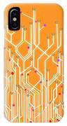 Circuit Board Graphic IPhone Case