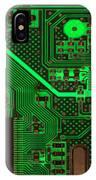 Circuitry IPhone Case