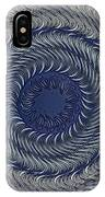 Circular Abstract 9 IPhone Case