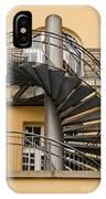 Circular Staircase IPhone Case