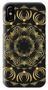 Circularity No 1575 IPhone Case
