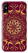 Circularity No 1655 IPhone Case