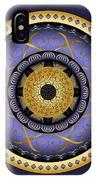 Circularium No. 2555 IPhone Case