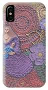 Circulo Mother And Child IPhone Case