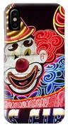 Circus Neons IPhone Case