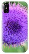 Cirsium IPhone Case