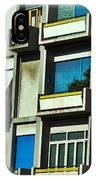 City Balconies IPhone Case