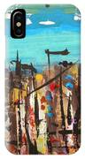 City Chaos IPhone Case