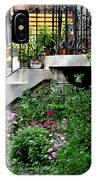 City Garden IPhone Case