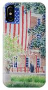 City Hall Old Town Alexandria Virginia IPhone Case