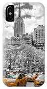 City Of Cabs IPhone Case