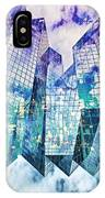City Of Glass IPhone Case
