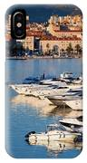 City Of Split In Croatia IPhone Case