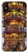 City Park Pagoda IPhone Case
