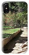 City Park Rhodes Greece IPhone Case