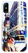 City Shopping IPhone Case