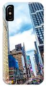 City Sights Nyc IPhone X Case