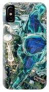 City Strollin IPhone Case
