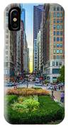 City Surreal IPhone Case
