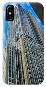 City Tower IPhone Case