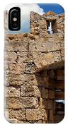 City Walls Of Rhodes IPhone Case