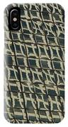 City Windows Abstract IPhone Case