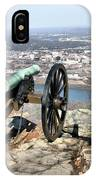 Civil War Cannon IPhone Case