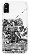 Civil War: Former Slaves IPhone Case