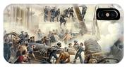 Civil War Naval Battle IPhone Case