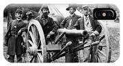 Civil War: Union Officers IPhone Case
