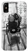 Rhode Island Civil War, Vacant Chair IPhone Case