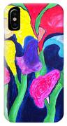 Clamflower Iv IPhone Case