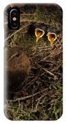 Clamorous Chicks IPhone Case