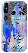 Clara Bow I'll See You In New York IPhone Case