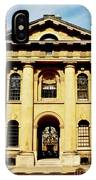 Clarendon Building, Broad Street, Oxford IPhone Case