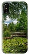 Clark Gardens Botanical Park IPhone Case