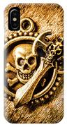 Clash Of The Dead IPhone Case