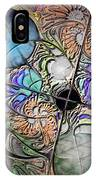 Clash Of The Earthly Elements IPhone Case