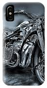 Classic Bike IPhone Case