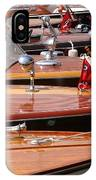 Classic Boats IPhone Case