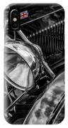 Classic Britsh Mg IPhone Case