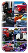 Classic Cars IPhone Case by Robert L Jackson