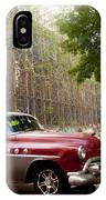 Classic Cuba Car Vii IPhone Case